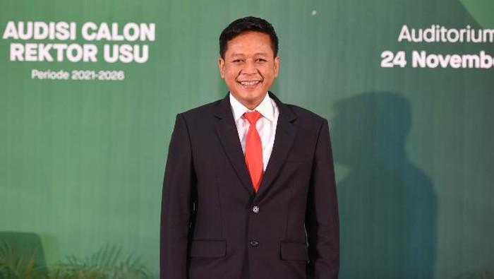 Muryanto Amin (dok. situs resmi USU)