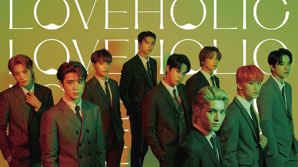 Siap-siap! NCT 127 Rilis Album Jepang LOVEHOLIC 17 Februari