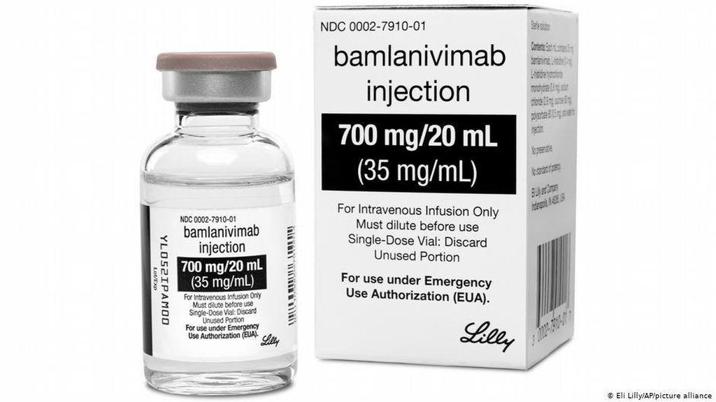 Apakah Obat Antibodi COVID-19 Ampuh Sembuhkan Pasien?