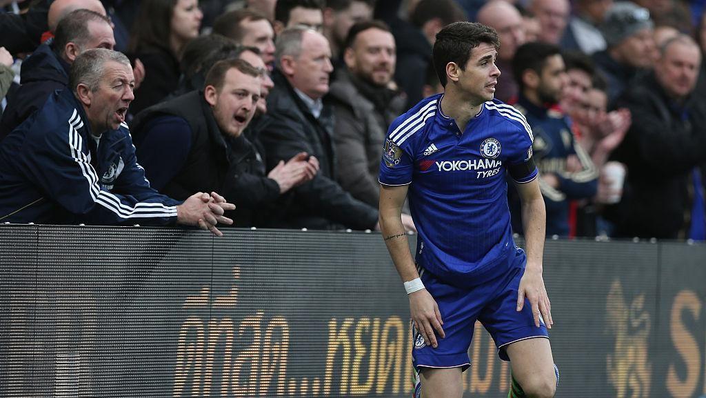 Melihat Lagi Aksi-aksi Oscar yang Pengin Balik ke Chelsea