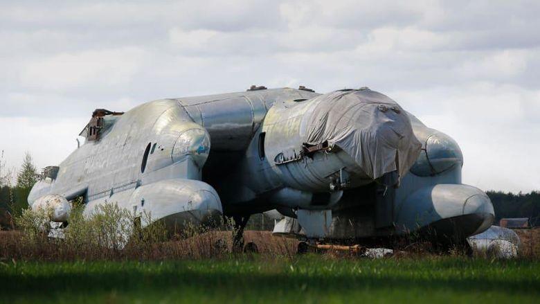 Pesawat VVA-14 Uni Soviet