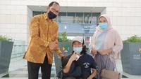 Lumpuh Gegara Jatuh Saat Bekerja, PMI di Oman Dipulangkan ke Indonesia