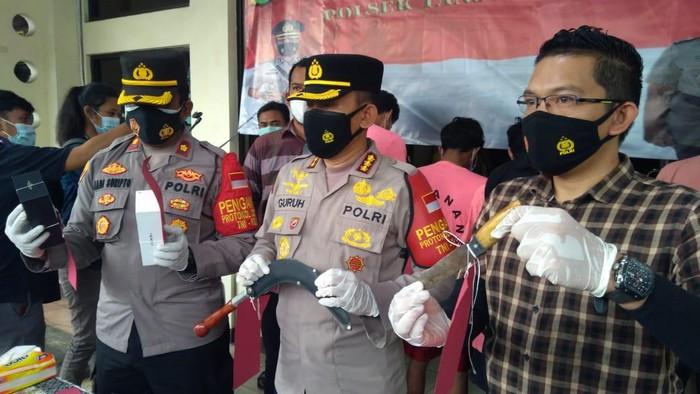 Polsek Tanjung Priok tangkap pencuri ponsel di Kampung Bahari