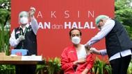 4 Pesan Jokowi Usai Vaksinasi Ke-2 Corona Dilaksanakan