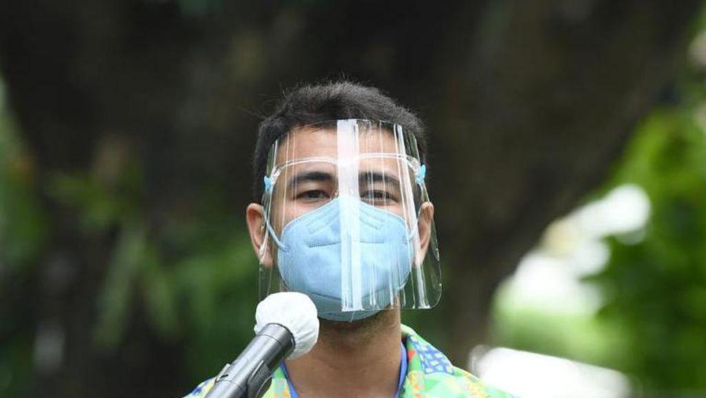 Sidang Perdana Raffi Ahmad soal Ke Pesta Usai Divaksin Ditunda