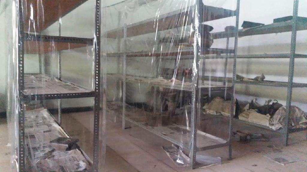 Museum Sultra di Kendari Dibobol Maling, Sejumlah Barang Antik Hilang