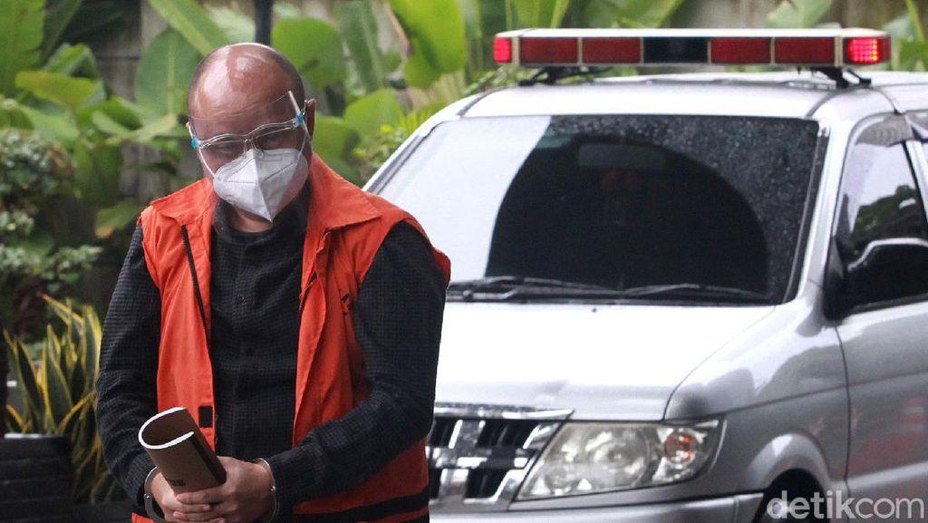Tersangka Kasus Suap Ekspor Benur Jalani Pemeriksaan Lanjutan