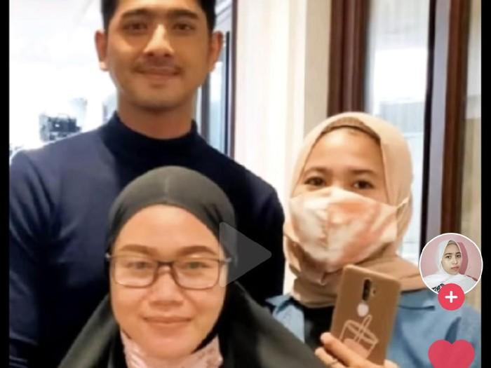 Kisah Nadia Dwi Anggasari, yang viral di TikTok karena menginap di lokasi syuting Ikatan Cinta.