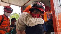 Gunung Merapi Erupsi Siang Tadi, Warga Turgo Sleman Diungsikan