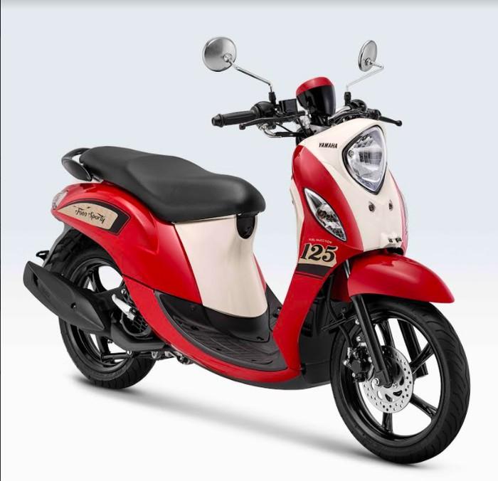 Yamaha Fino 125 Sporty Punya Warna Baru Lucu-lucu Deh