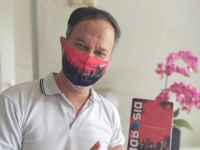 Akmal Nasery Basral Luncurkan Novel Disorder