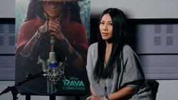 Suara Seksi Anggun Memikat Disney Untuk Raya and The Last Dragon