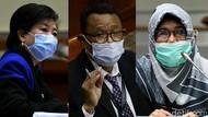 Deretan Calon Hakim Agung saat Uji Kelayakan di DPR