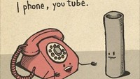 Meme Kocak Gadget Zaman Old Vs Zaman Now