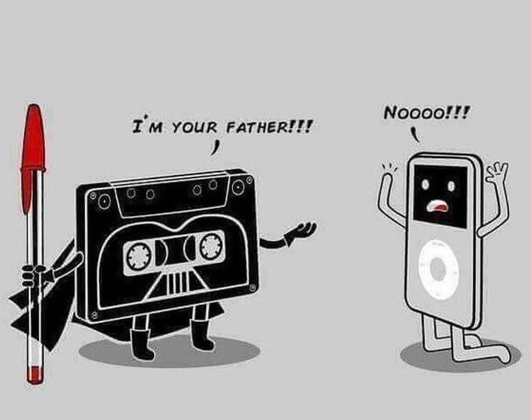 fotoinet meme gadget jaman old vs jaman now