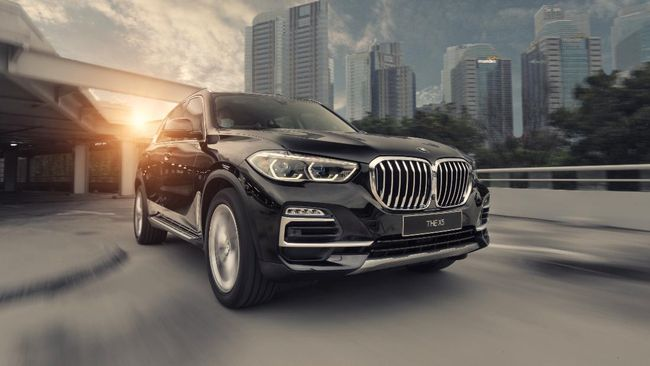 Fitur Mobil BMW yang 'Disunat' Gegara Chip Semikonduktor Langka