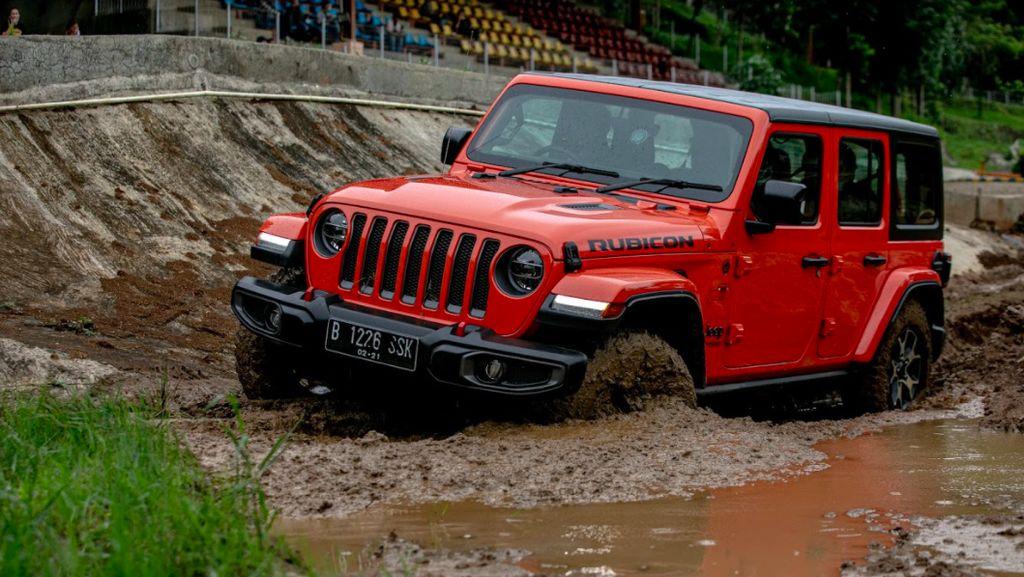 Krisis Chip Pengaruhi Jeep di Indonesia, Pengiriman Mobil Tertunda