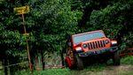 Saat Jeep Wrangler Rubicon Rp 1,708 Miliar Diajak Main Tanah