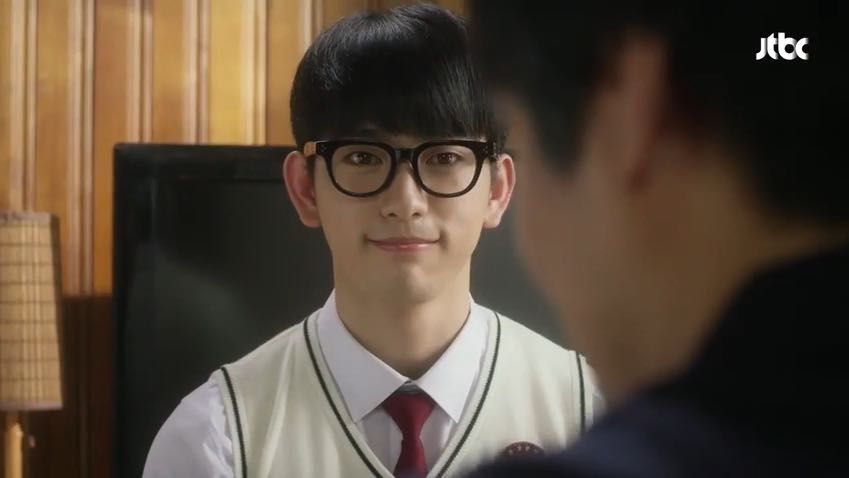 Jinyoung GOT7 di School of Magic