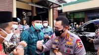 Bertemu Kapolri Jenderal Sigit, Ketum PBNU: Dia NU Cabang Nasrani