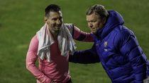 Ketika Messi Layani Pemain Muda Vallecano Foto-foto Sejenak