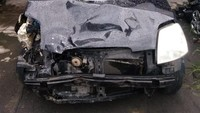 Mobil Disopiri Bocah 13 Tahun Tabrak 6 Motor di Bantul, 1 Tewas