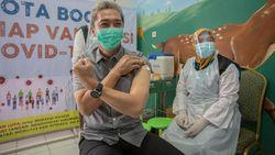 Terima Vaksin Tahap 2, Wawalkot Bogor: Semua Baik, Aman & Sehat