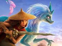Raya and the Last Dragon Jadi Produksi Pandemi Disney, Semua Dikerjakan dari Rumah!
