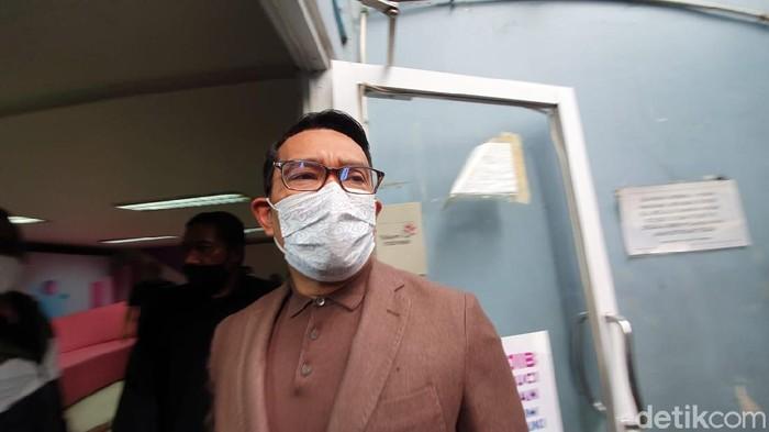 Ridwan Kamil (Isal Mawardi/detikcom)