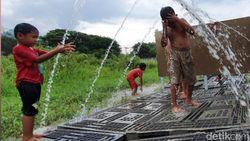 Warga Gempol Pasuruan Temukan Sumber Air Panas, Bakal Dibuat Tempat Wisata