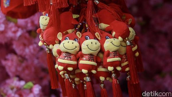Tahun ini, berdasarkan penanggalan Tionghoa, tahun baru Imlek 2021 akan masuk dalam Tahun Kerbau Logam.