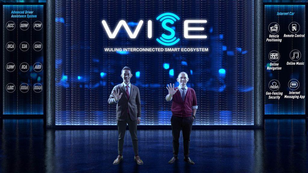 Teknologi Wuling Motors WISE
