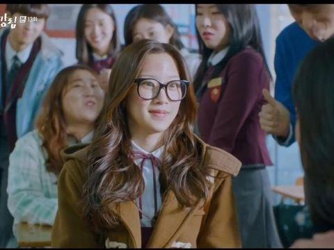Ju Kyung Lawan Bully di True Beauty