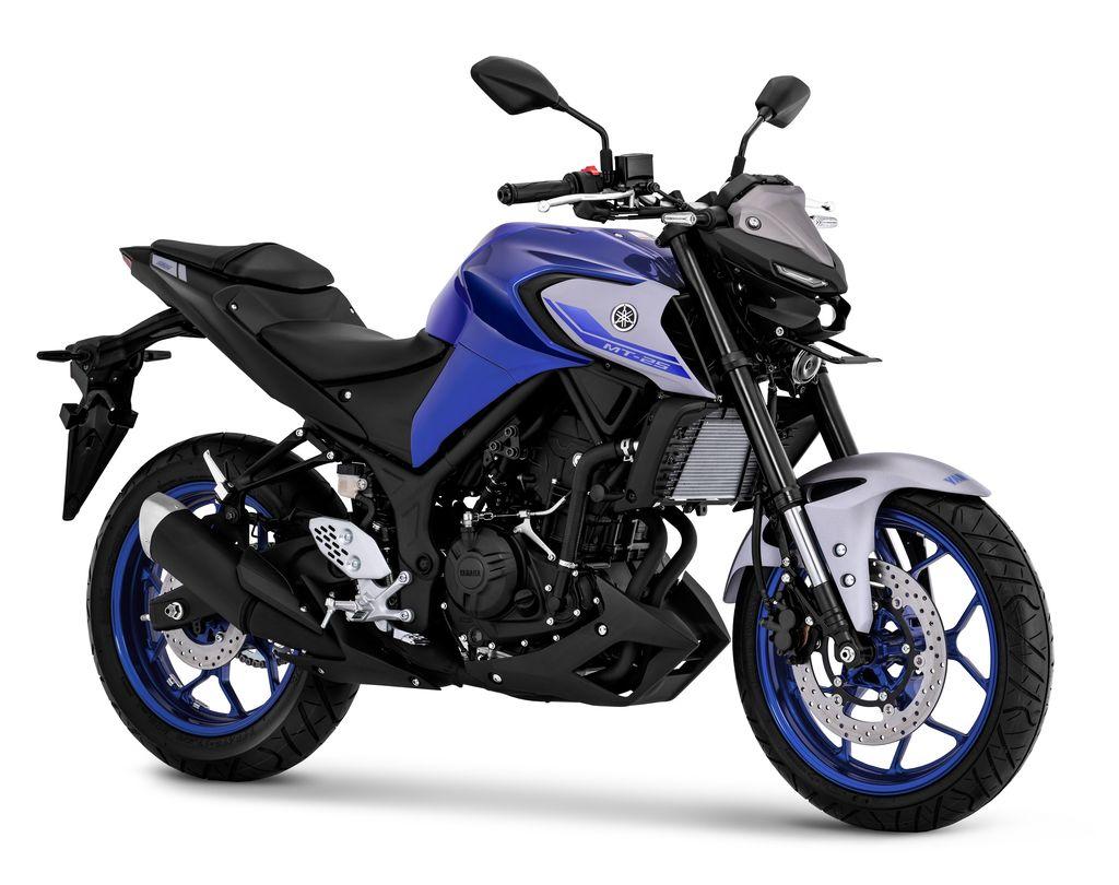 Yamaha MT-25 Warna Baru 2021