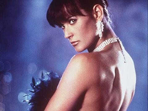 Penampilan Demi Moore di film.