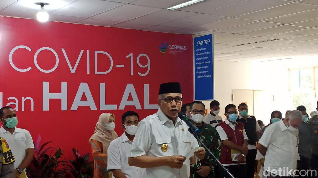 Jalani Isolasi Corona Selama 23 Hari, Begini Kondisi Gubernur Aceh