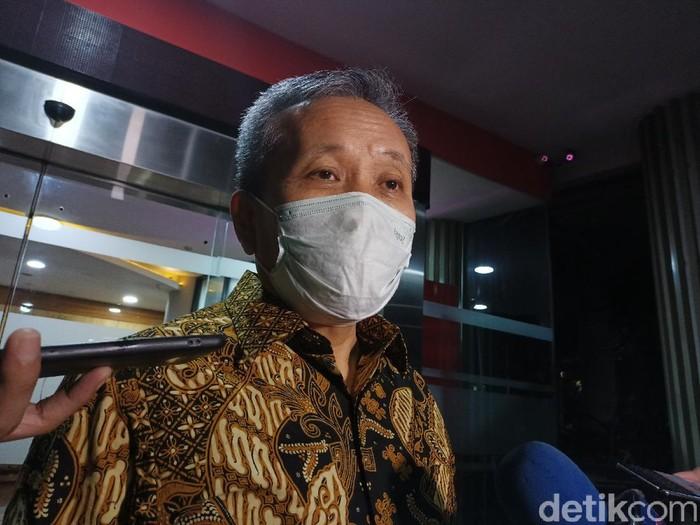 Jampidsus Kejagung Ali Mukartono (Karin/detikcom)