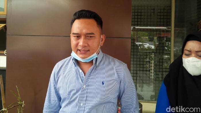 Kuasa hukum PTPN VII Ikbar Firdaus Nurahman mengungkapkan situasi lahan megamendung