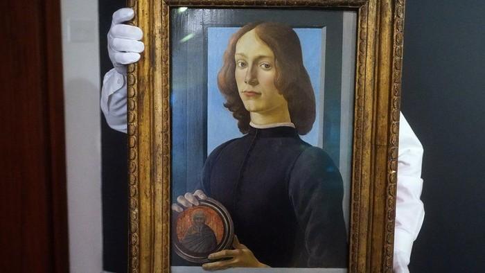 Lukisan abad ke-14 karya Sandro Botticelli