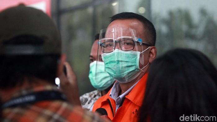 KPK kembali memeriksa mantan Menteri KKP Edhy Prabowo. Pemeriksaan itu dilakukan terkait dengan kasus yang kini tengah menjeratnya yakni suap ekspor benur.