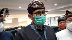 Sandiaga Janji Tindak Bule Pelanggar Prokes di Bali, Ancamannya Deportasi