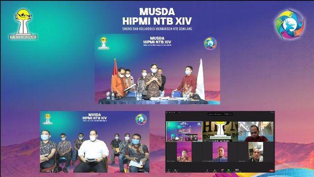 Musda HIPMI NTB