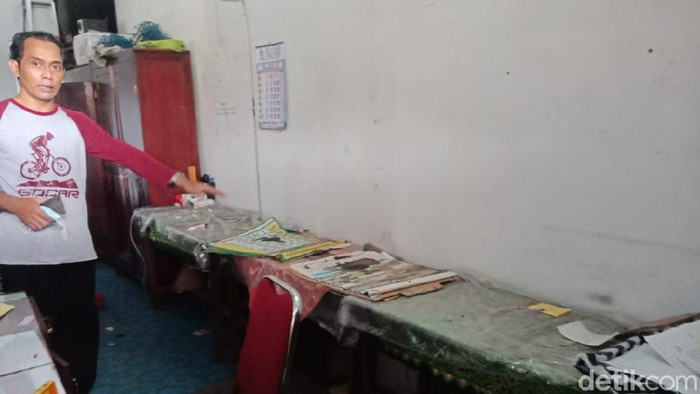 SD Negeri di Jombang Dibobol Maling, 18 Alat Elektronik Senilai Rp 100 Juta Raib