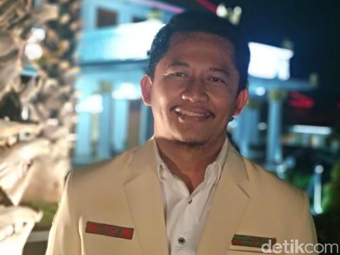 Sekretaris Pengurus Wilayah Pemuda Muhammadiyah (PWPM) Jawa Timur Edi Utomo