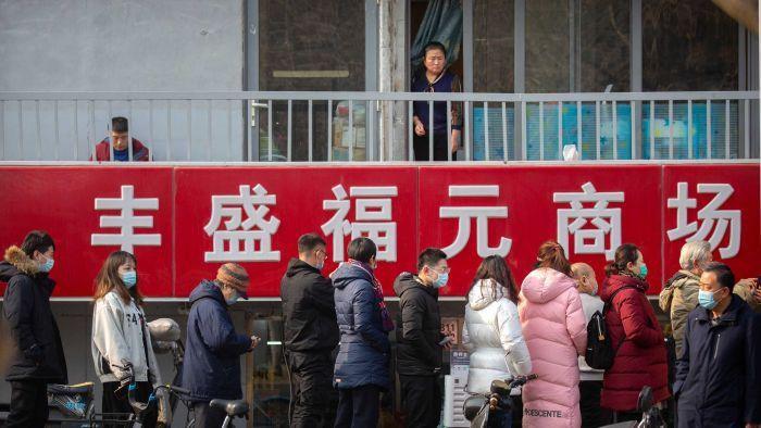 Tak Sampai 10 Detik: China Terapkan Tes Swab COVID-19 Melalui Lubang Anus
