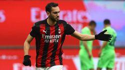 Ucapan Perpisahan Calhanoglu untuk AC Milan
