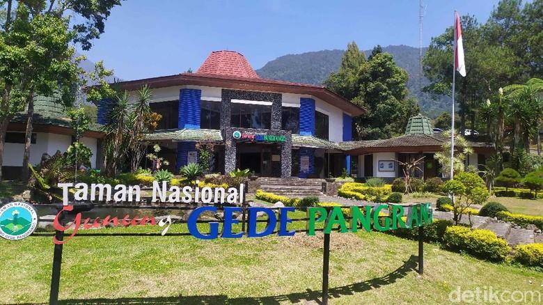 Gunung Gede Pangrango ditutup