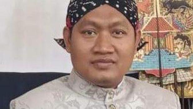 Ketua Persatuan Pedalangan Indonesia (Pepadi) Kabupaten Jepara, Ki Hendroyono.