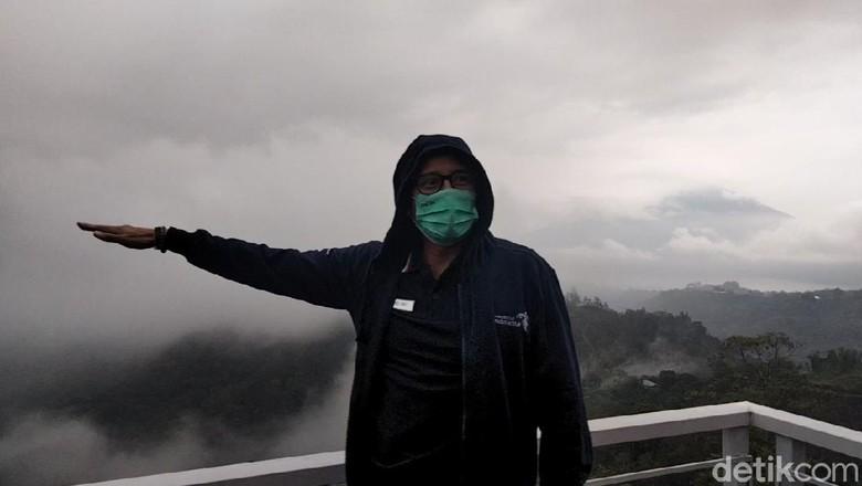 Menparekraf Sandiaga Uno di Kintamani