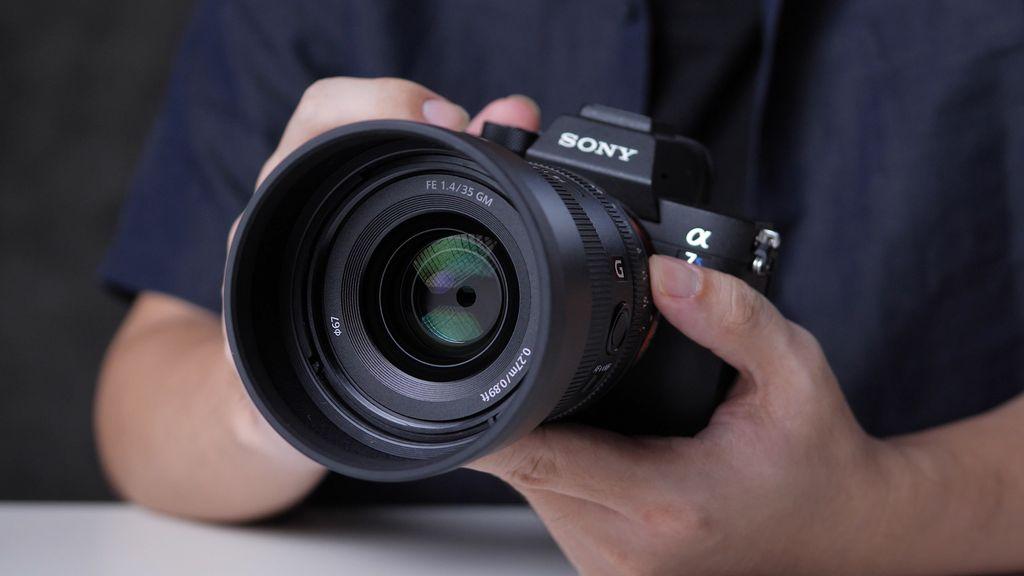 review Sony Lensa 35mm GM